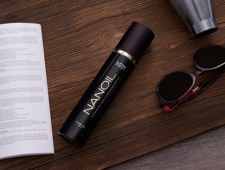 Nanoil Haaröl mein Test
